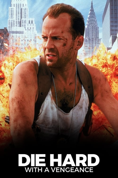 Largescale poster for Die Hard: With a Vengeance