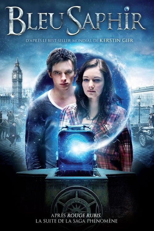 Bleu saphir (2014)