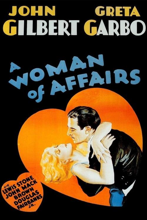 Assistir Filme A Woman of Affairs Grátis
