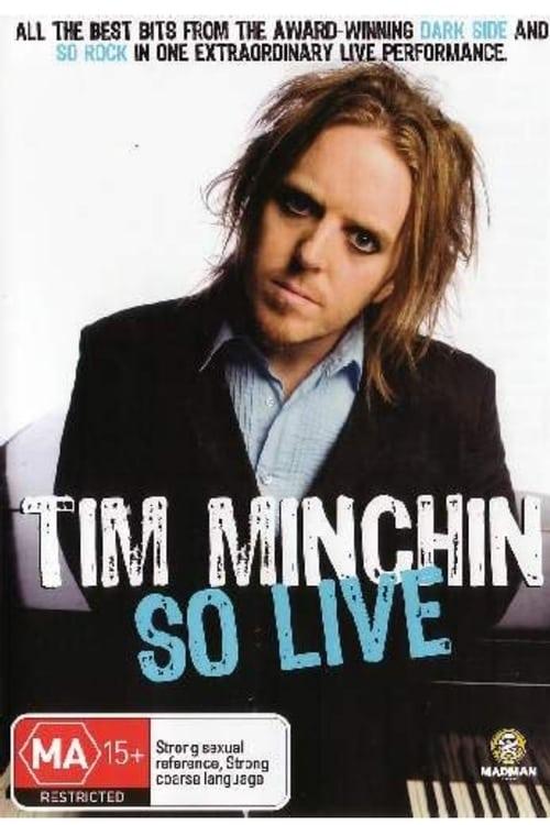 Tim Minchin: So Live (2007) Poster