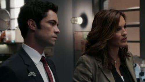 Law & Order: Special Victims Unit: Season 13 – Épisode Personal Fouls