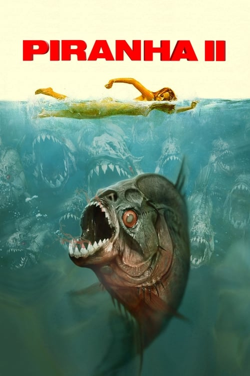 Streaming Piranha II: The Spawning (1982) Best Quality Movie