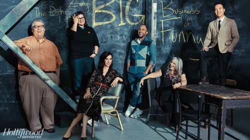 Close Up with The Hollywood Reporter: Season 2 – Episod Comedy Showrunners