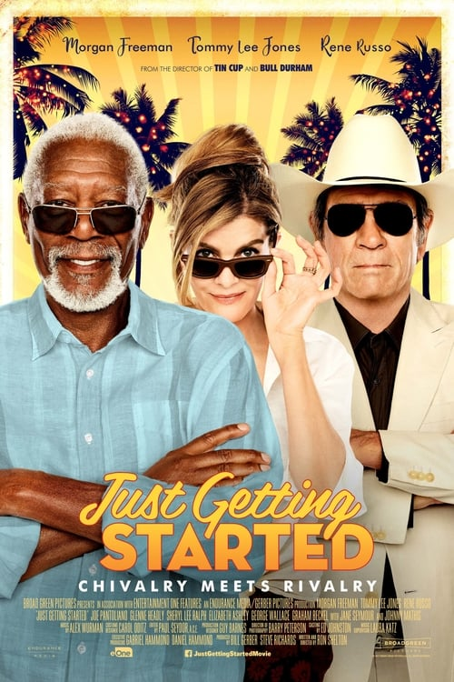 Ver pelicula Just Getting Started Online