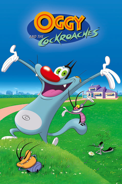 Oggy and the Cockroaches-Azwaad Movie Database