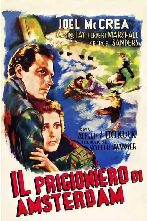 Il prigioniero di Amsterdam (1940)