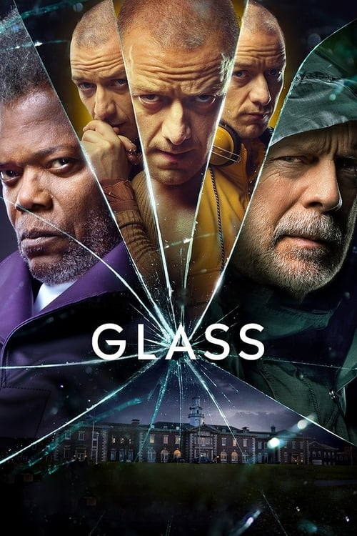 Glass (Cristal) Pelicula 2019
