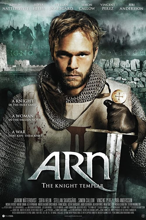 Largescale poster for Arn: The Knight Templar