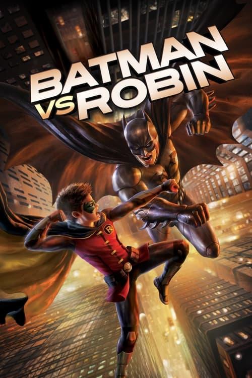 [HD] Batman vs. Robin (2015) film vf