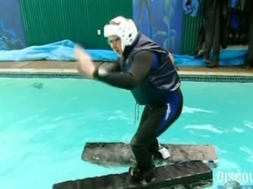 MythBusters: Season 2007 – Épisode Walking on Water