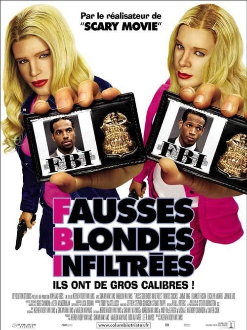 [720p] F.B.I. : Fausses Blondes infiltrées (2004) streaming Amazon Prime Video