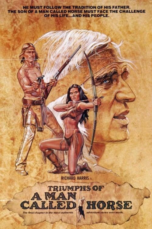 فيلم Triumphs of a Man Called Horse مجاني على الانترنت