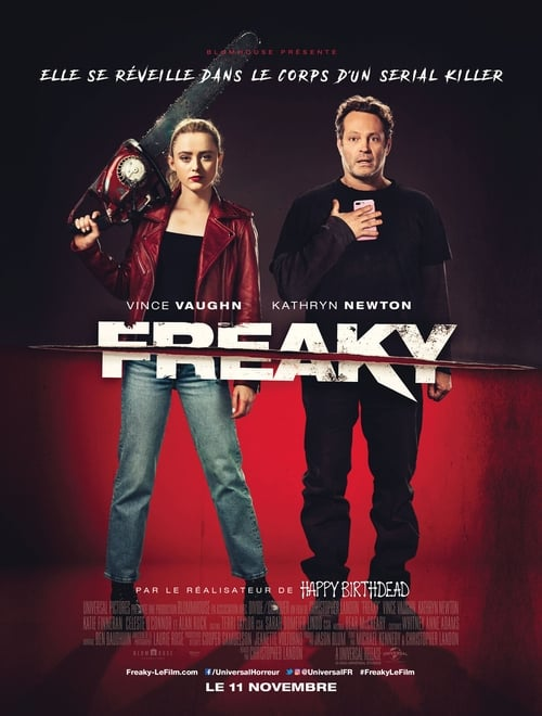 [FR] Freaky (2020) streaming vf
