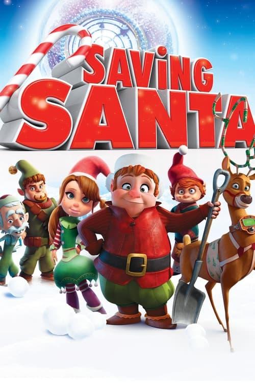 Saving Santa (2013) Poster