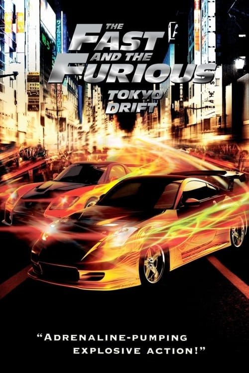 The Fast and the Furious: Tokyo Drift (2006) - Cast & Crew ...