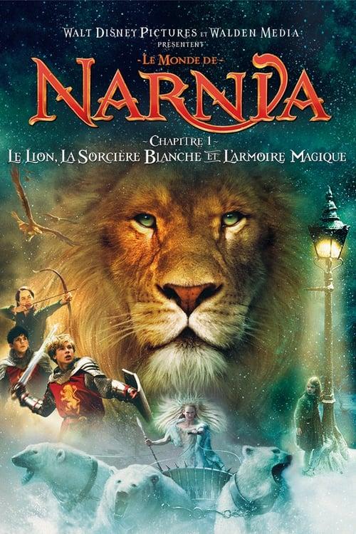 Le Monde de Narnia, chapitre 1 : Le lion, la sorcière blanche et l'armoire magique