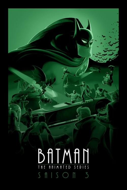 Batman - La série animée: Saison 3