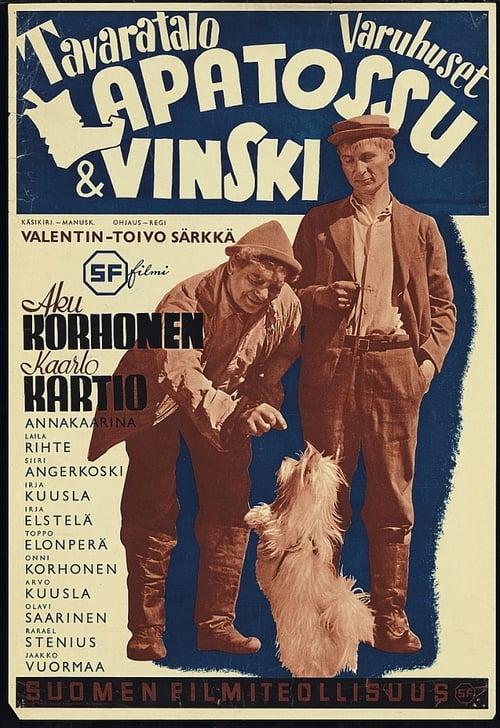 Lapatossu & Vinski's Department Store (1940)