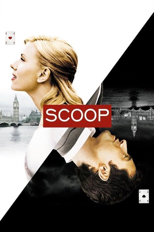 Scoop Affiche de film