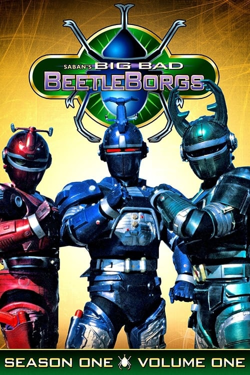 Big Bad Beetleborgs (1996)