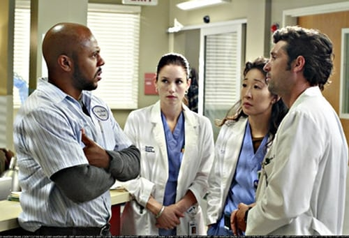 Grey's Anatomy - Season 4 - Episode 7: Physical Attraction, Chemical Reaction