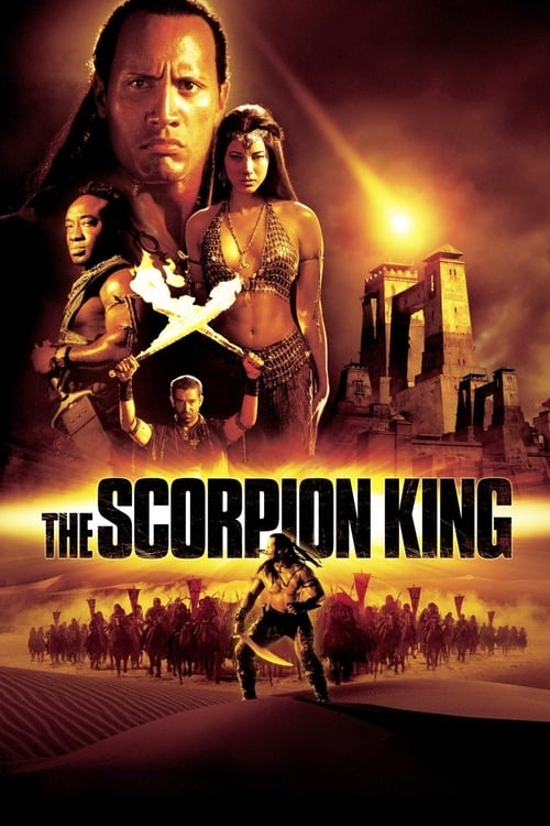 The Scorpion King - Poster