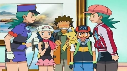 Pokémon: Diamond and Pearl – Épisode A Secret Sphere of Influence!
