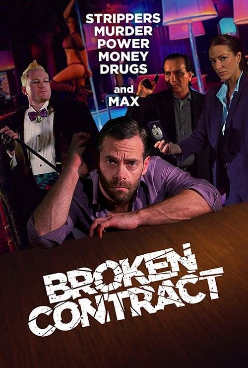 Poster von Broken Contract