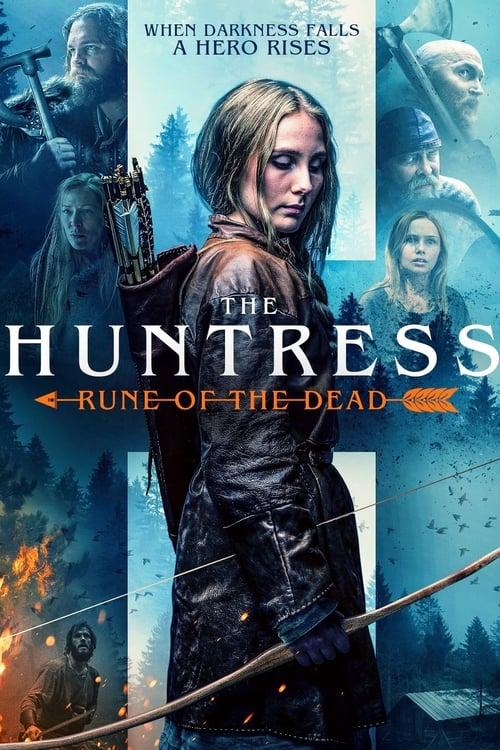 The Huntress: Rune of the Dead (2019) Bluray