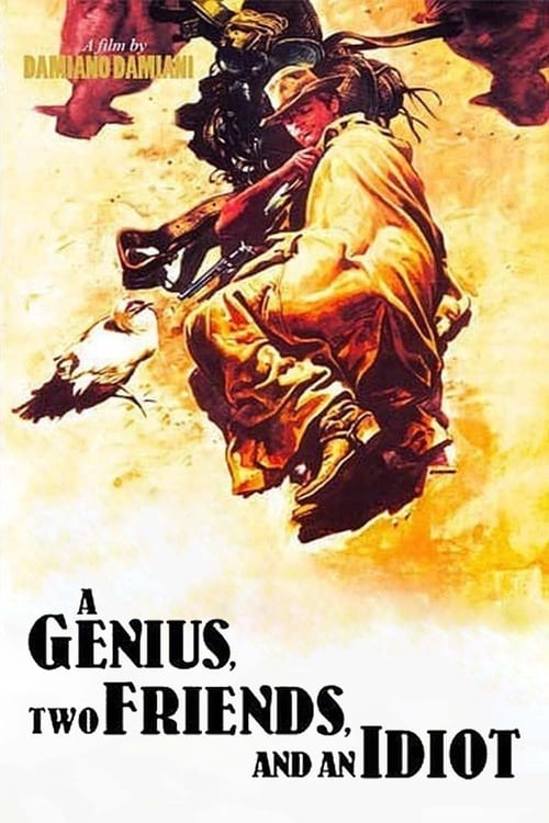 Largescale poster for A Genius, Two Friends, and an Idiot