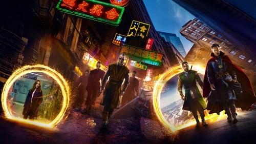 Doctor Strange (2016) HD Монгол хэлээр
