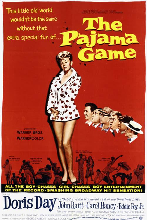Il gioco del pigiama (1957)