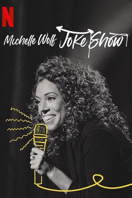 Filme Michelle Wolf: Joke Show Dublado Em Português