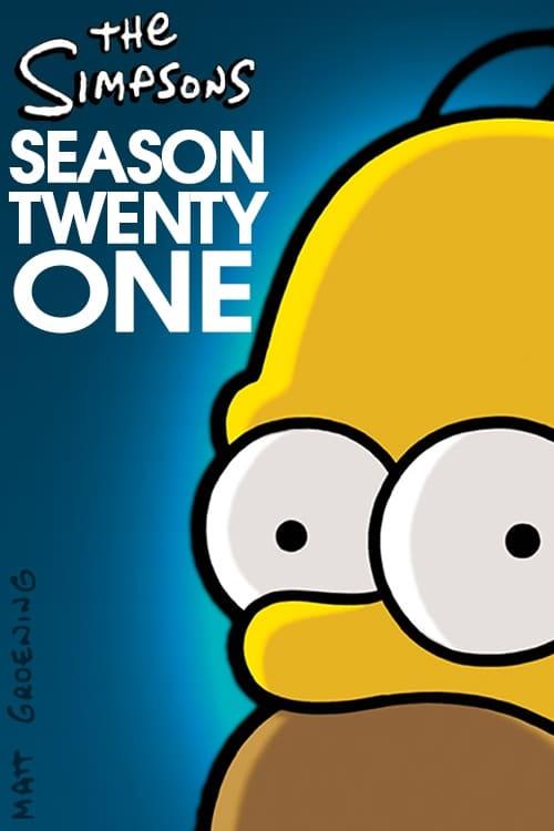 The Simpsons Season 21