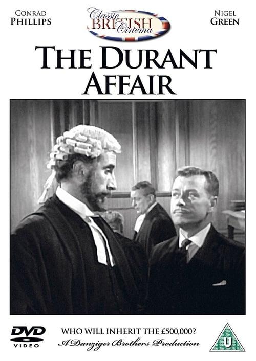 Mira La Película The Durant Affair En Español