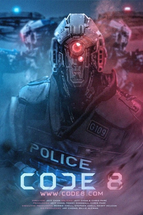 Película Code 8 En Español En Línea