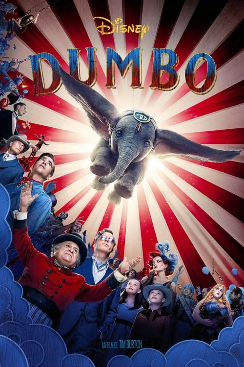 Regardez Dumbo Film en Streaming Gratuit