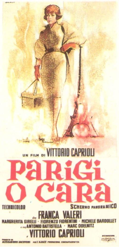 Mira La Película Parigi o cara En Línea
