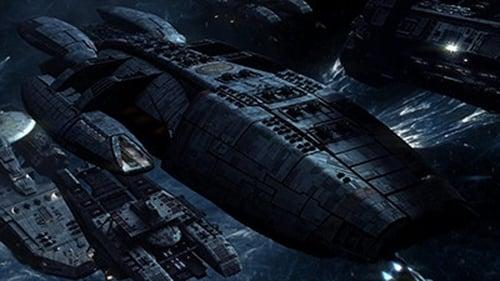 Poster della serie Battlestar Galactica: Blood & Chrome