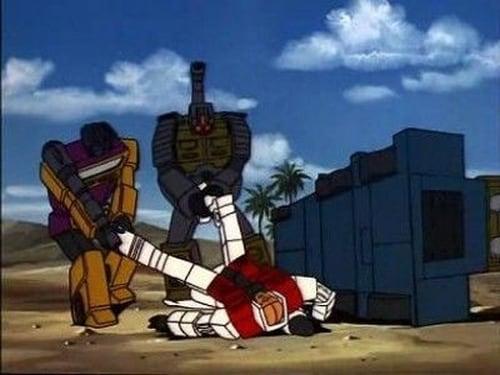 The Transformers: Season 2 – Episod Aerial Assault