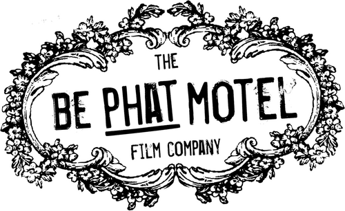 The Be Phat Motel Film Company                                                              Logo