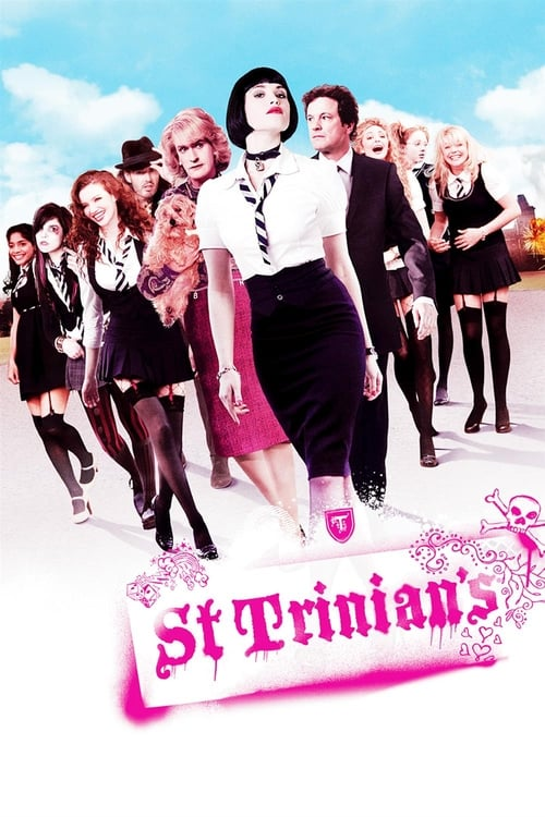 St. Trinian's (2007) Poster