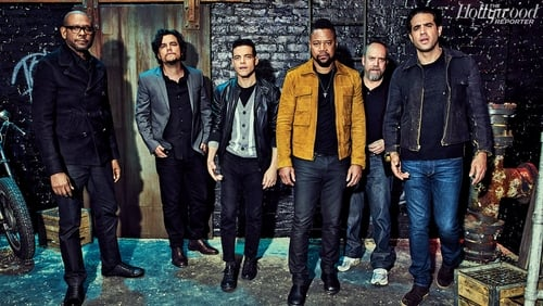 Close Up with The Hollywood Reporter: Season 2 – Episod Drama Actors