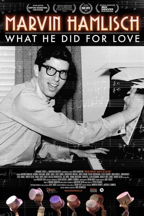 Marvin Hamlisch: What He Did For Love (2013)