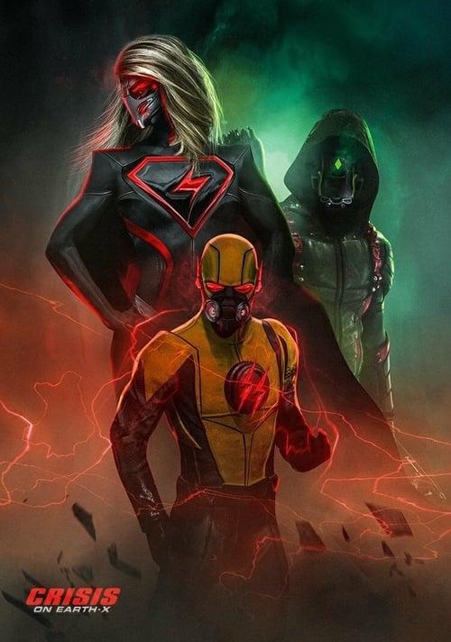 Crisis en Tierra-X (2017)