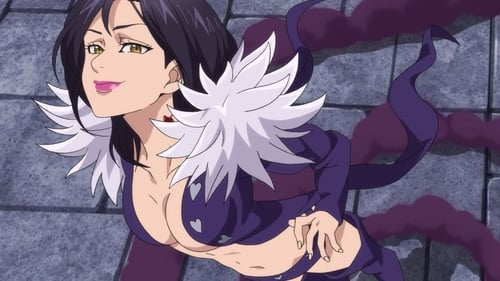 The Seven Deadly Sins: The Seven Deadly Sins – Episode Spell of Courage