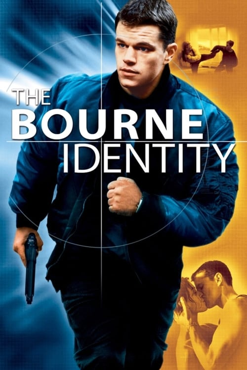 Largescale poster for The Bourne Identity