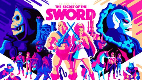 Musclor et she-ra , le secret de l'épée