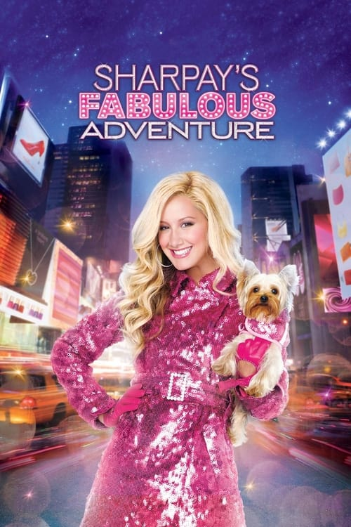 Sharpay's Fabulous Adventure (2011) Poster