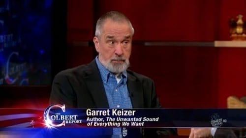 The Colbert Report 2010 Blueray: Season 6 – Episode Garret Keizer